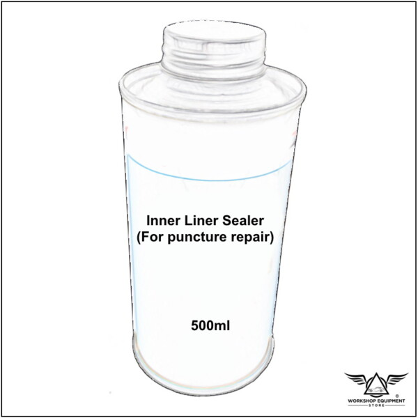 Puncture Repair Sealer 500ml