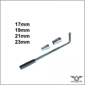 Extendable Wheel Nut Wrench