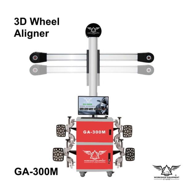 3D Wheel Aligner - GA-300M