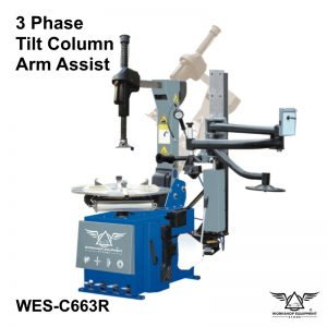 Tyre Changer WES-C663R