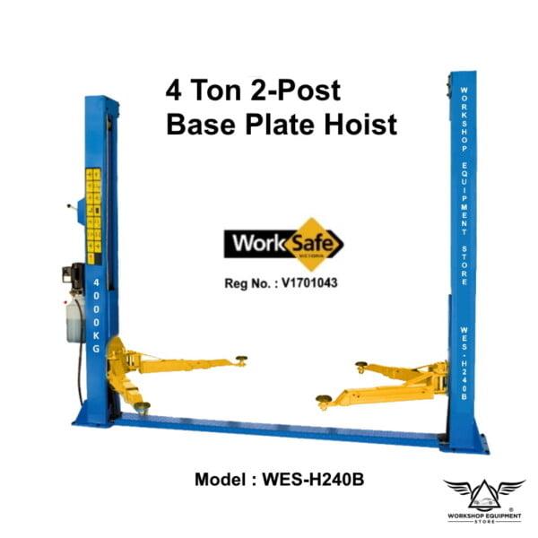Car Hoist WES-H240B