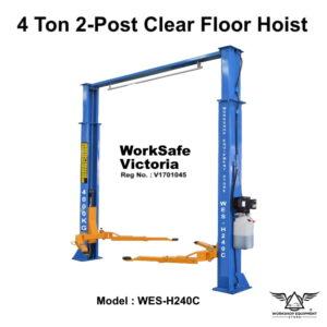 2-post-hoist