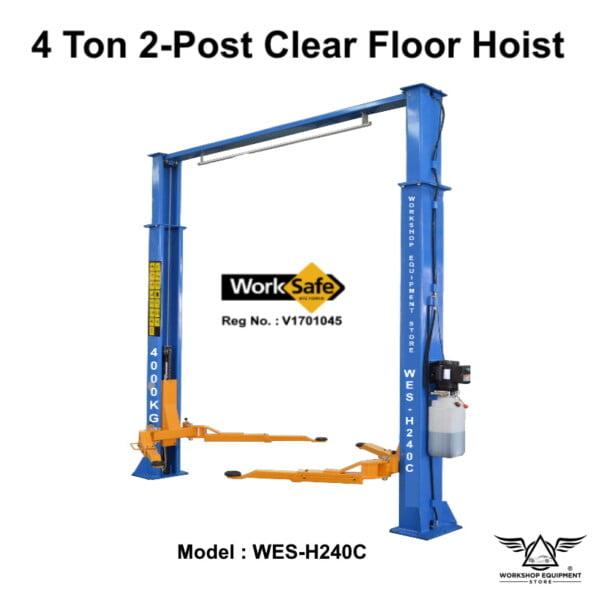 Car Hoist WES-H240C
