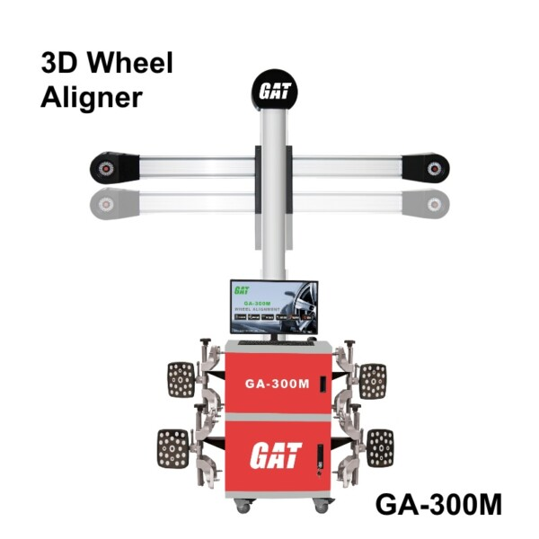 Wheel Alignment Machine Model: GA-300M
