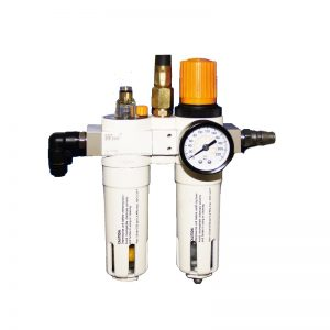Aluminium Air Oil Regulator