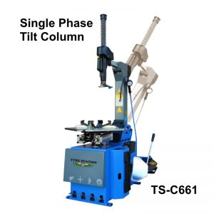 Tyre Changer Model: TS-C661
