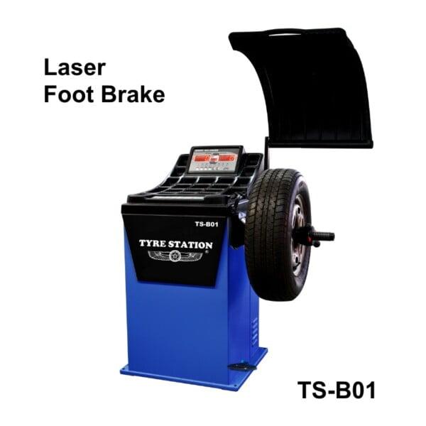 Wheel Balancer Model: TS-B01
