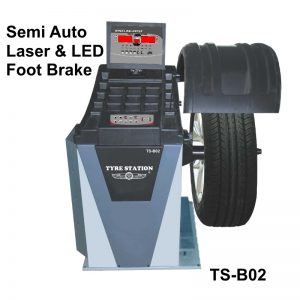 Wheel Balancer Model: TS-B02