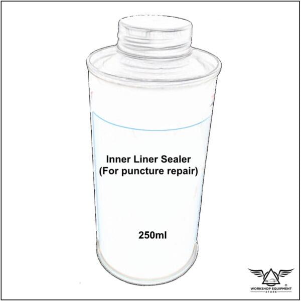 Puncture repair sealer 250ml