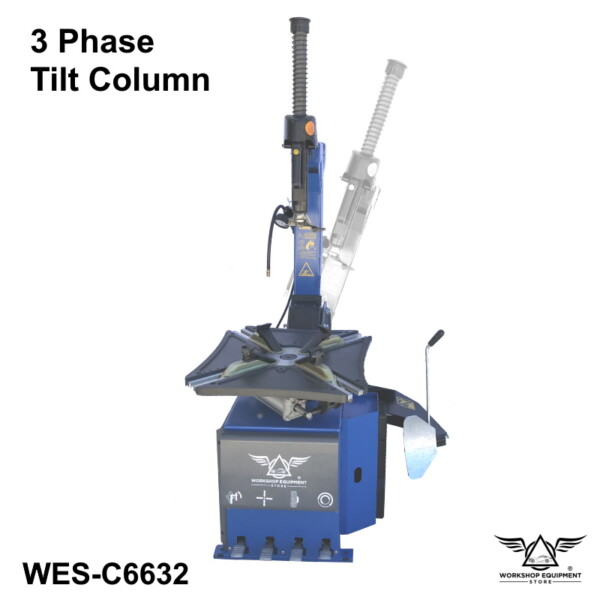 Tyre Changer WES-C6632